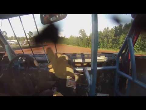 ***Extreme 4 Heat Race 6/30/18  ***Trimmed Version Sumter Speedway #49 Elliott Vining