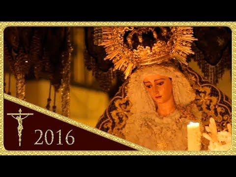 María Santísima de Guadalupe por la Magdalena - Hdad. de las Aguas (Semana Santa Sevilla 2016)