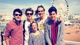 YouTubers In Brighton!