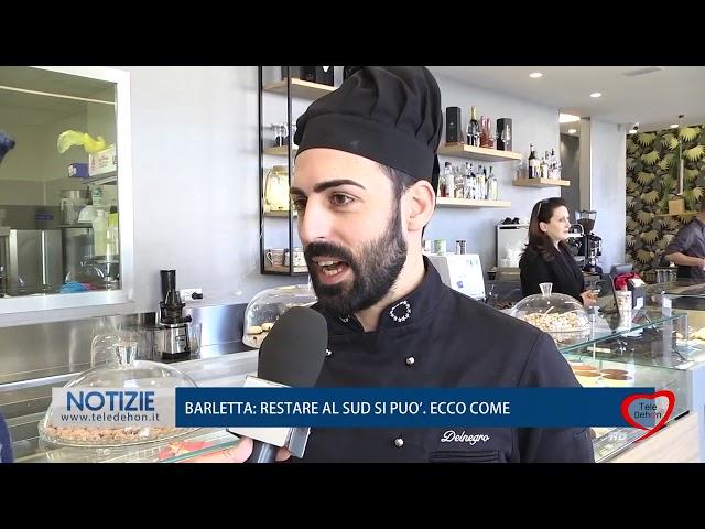 BARLETTA  RESTARE AL SUD  - BANDO - STUDIO TITO TIANI