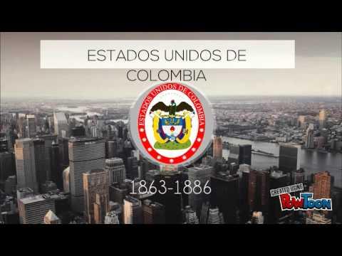 Federación Granadina y Estados Unidos de Colombia