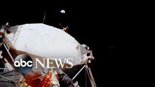 Man on the moon 50 years later: The eagle has landed | ABC News