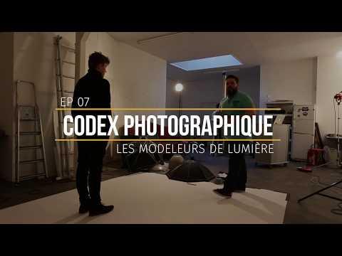 [CODEX-PHOTO-EP07] Tour d'horizon des modeleurs en studio (marque Elinchrom)