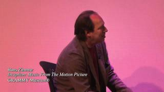 Hans Zimmer at the GRAMMY Museum (2)