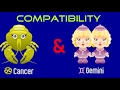 Cancer & Gemini Sexual & Intimacy Compatibility