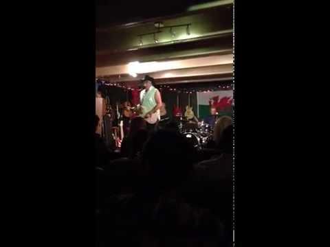 Gregg Wright @ the Red Dragon Listening Room, Baton Rouge, LA 8/8/15