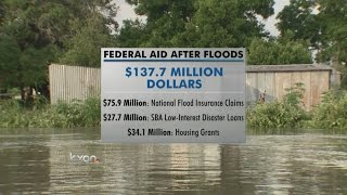 FEMA: $137M approved for Texas storm victims