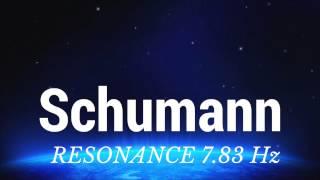 Méditation fréquence Schumann - 7,83 Hz - Sons Isochroniques et bruits de tonnerre
