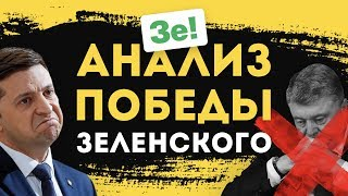 Как Зеленский выиграл выборы в Украине? Маркетинговый разбор избирательной кампании Зеленского
