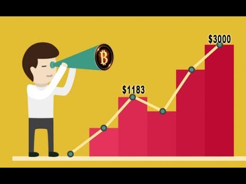 Will The Price Of Bitcoin Go Up? | Potential Exponential Growth?