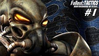 Fallout Tactics: BoS PL (#1) Czekając na Wasteland 2 (Postnuklearnie)