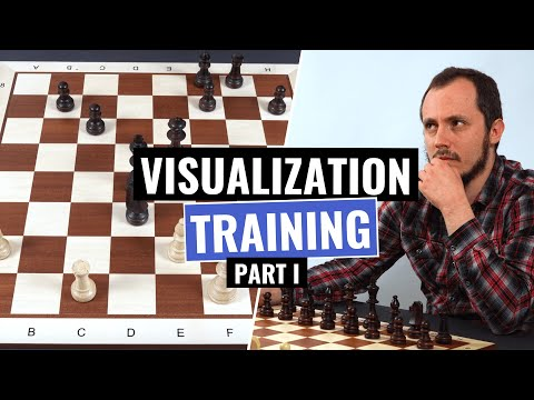 How to Train Chess Visualization? | Part 1 | Chess Visualization Training