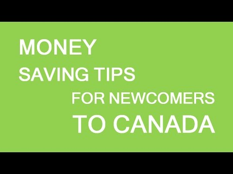 A few more money saving tips for newcomers. LP Group Canada