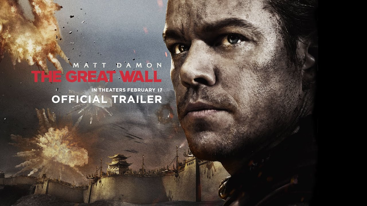 The Great Wall banner