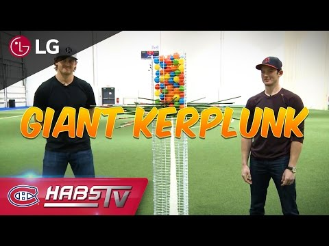 The Duel: Giant KerPlunk