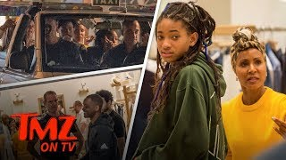 Will Smith's Other Son Makes A Rare Appearance | TMZ TV