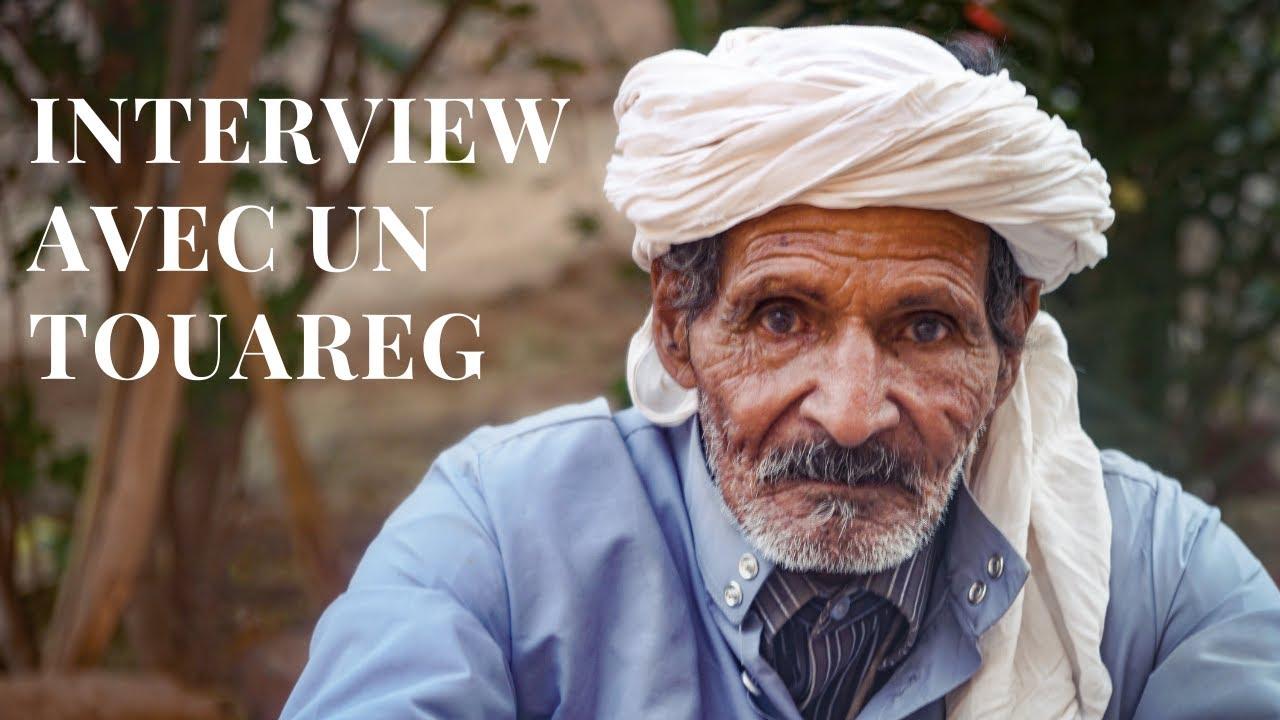 INTERVIEW AVEC UN TOUAREG