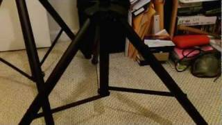 New Speaker Stands