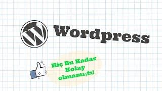 Wordpress - Ücretsiz blog sahibi olmak ve kullanımı - Nasıl Blog açılır 4 | Gözde Okul
