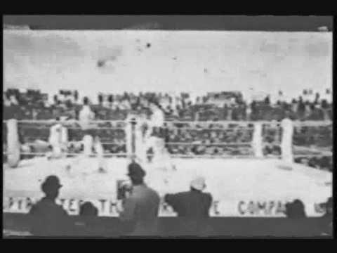 Bob Fitzsimmons vs James J. Corbett Part 1
