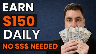 How To Make $150 A DĄY & Make Money Online For FREE With NO Website!