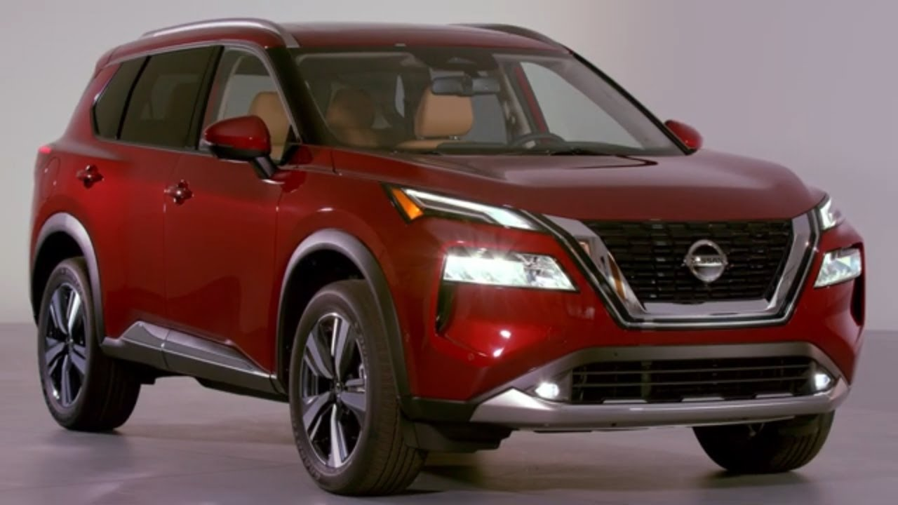 first look 2021 nissan rogue  youtube