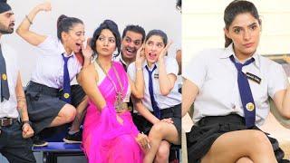 TEACHER VS STUDENTS  | School Ka Punchnama | So Effin Cray