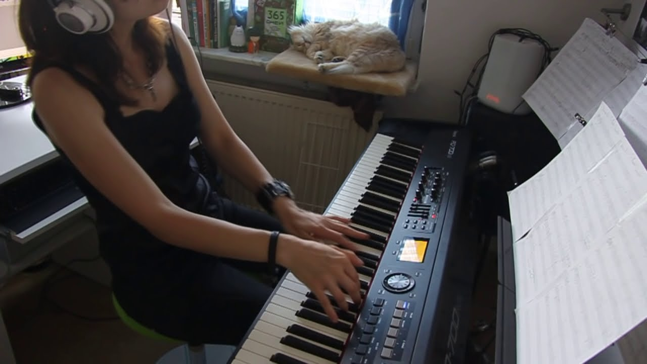 Damien Rice - The Blower's Daughter - Piano Cover