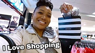 AllofdestinyDaily: Shopping at Sephora, Mom got Mad at Me, Superbowl Sunday! thumbnail