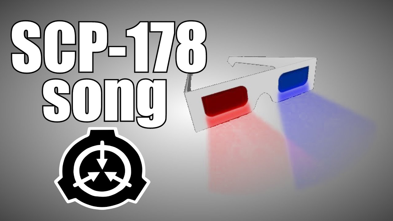 Download SCP-178 song (3D glasses)