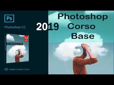 Photoshop 2019 - Migliorare Le Maschere Con Seleziona E Maschera - Tutorial 27 Italiano