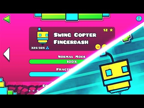 Swing Copter Fingerdash Geometry Dash 2 1 Geometry Dash