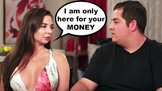 Moments In 90 Day Fiance That Went TOO FAR