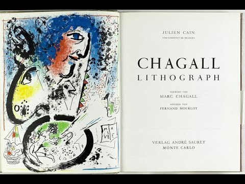 Il mondo fiabesco di Marc Chagall