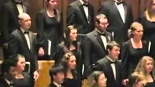 Thompson: The Road Not Taken (The Hastings College Choir)