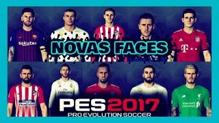 NOVAS FACES 31/05 DOWNLOAD PES 2017 PC