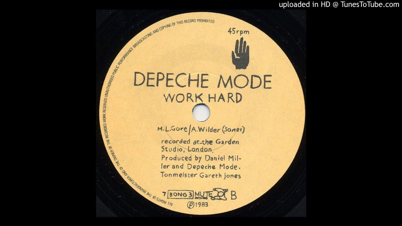 depeche mode work hard