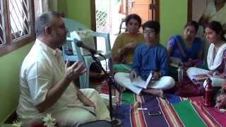 Prince Rama Varma - Yadukula Kamboji Lesson