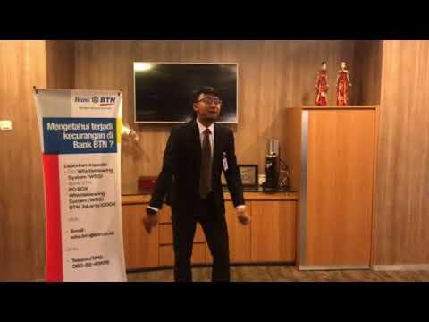 #SUCBTN2018 Mohamad Arief - 12483 - Teller Priority Banking BTN KC Jakarta Harmoni #HUTBTN68