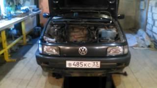 Згорів клапан VW Passat b3