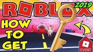 [EVENT] HOW TO GET THE KEY FOR THE SPACE SHIP IN ROBLOX EGG HUNT 2019 HUB