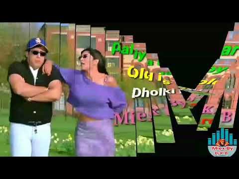 Paa Liya Hai Pyar Govinda hits songs Old is Gold Dholak Mix{Miex By Dj K.B} Full HDVideo
