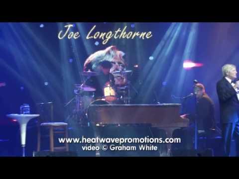 Joe Longthorne at Benidorm Palace