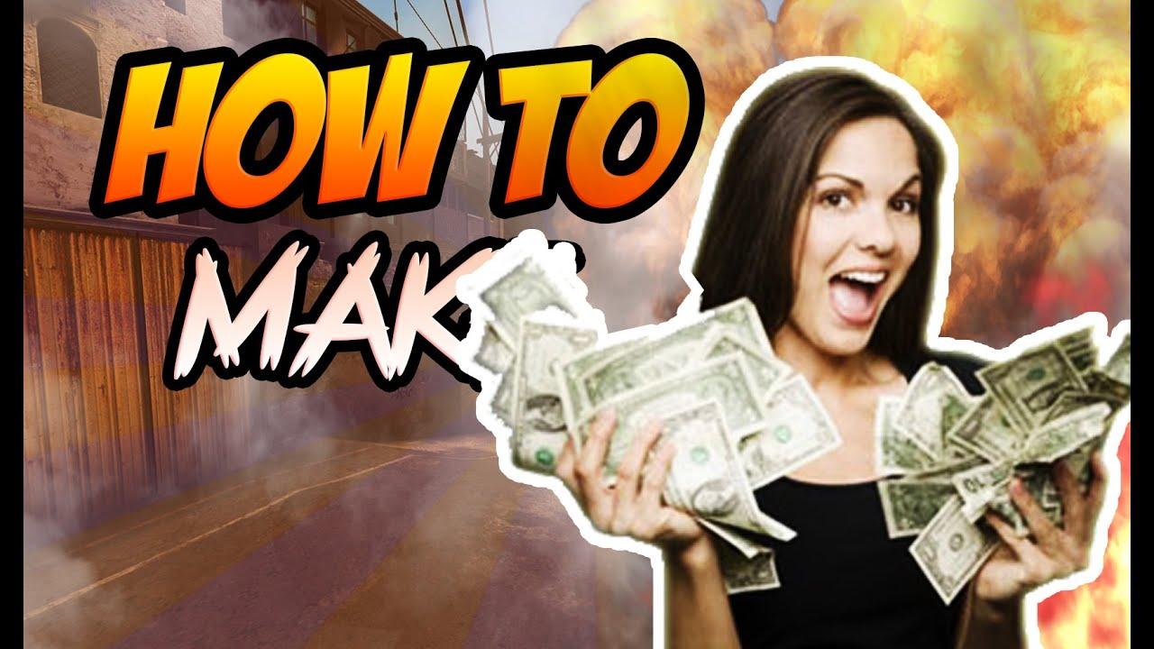 Easy Ways How To Make Money On Csgo