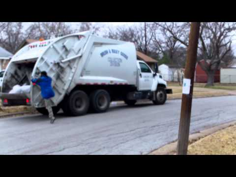 City Of Garland Yard Waste Collection