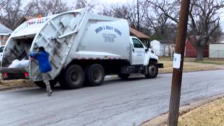 City Of Garland: Yard Waste Collection