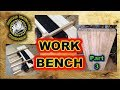 Building a New Work Bench for the Wood Shop part 3