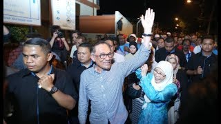 PD18: It's official, Anwar is now Port Dickson MP