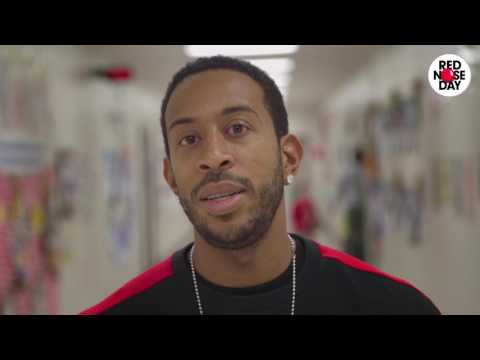 Ludacris looks at child hunger in Atlanta | Red Nose Day 2016