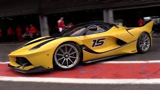 BEST of Ferrari Corse Clienti  1 HOUR SPECIAL FXXK F1599XX